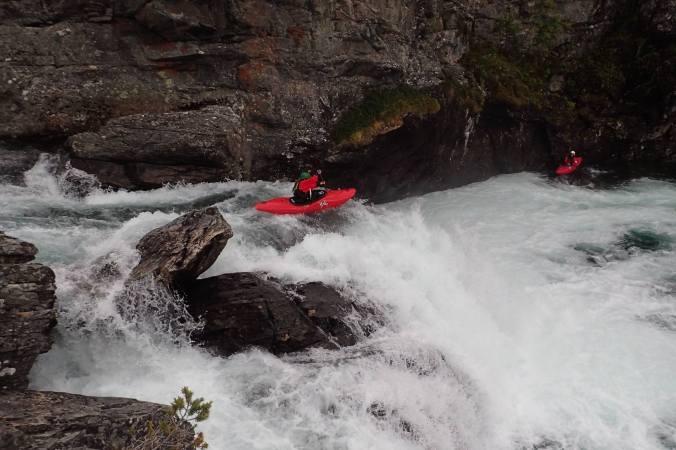 Little Huka Falls - Rauma - Elena